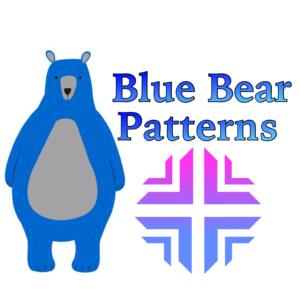 Blue Bear Quilt Patterns