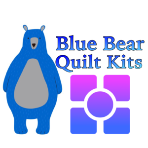 Blue Bear Quilt Kits