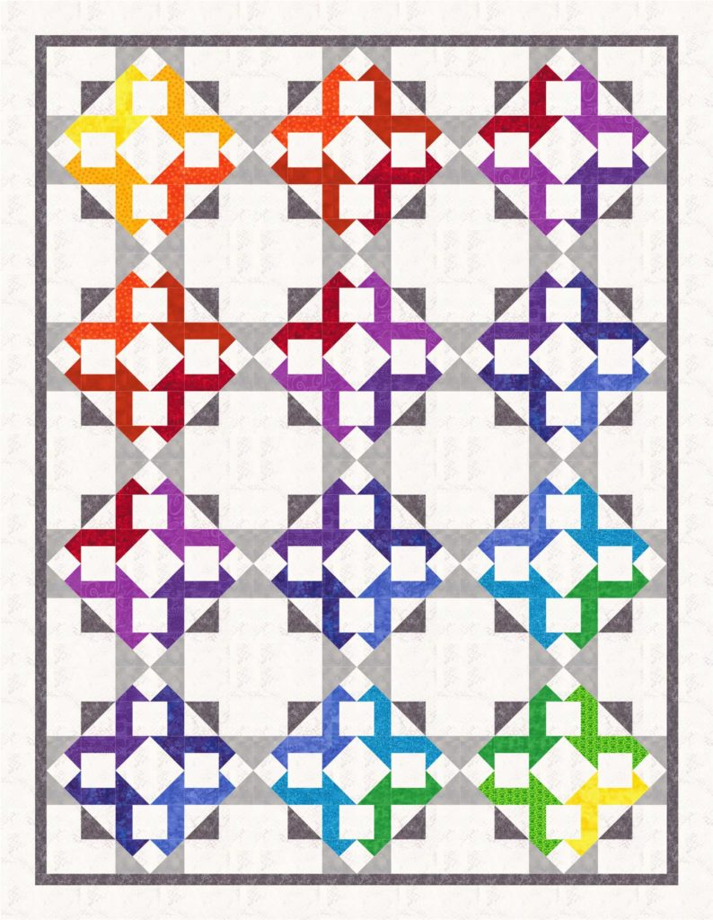 Bright Hope Quilt Pattern